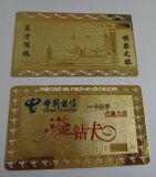 높은 Quality Cheap Metal Cards 또는 Diamond Card