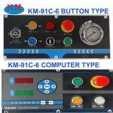Machine à sertir hydraulique hydraulique à prix raisonnable à haute qualité Km-91c-6