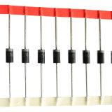 Kasten 1n4007 der Gleichrichterdiode-1A 1200V Do-41