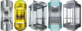 ショッピングモールのための機械Roomlessの観察のエレベーター