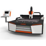 Cortadora redonda del laser de la fibra del tubo del metal del laser de Jinan Bodor