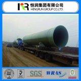 Vente chaude GRP/pipe de FRP (DN100-DN4000) avec l'usine et l'exportateur