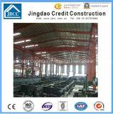 Vertiente prefabricada de la estructura de acero del diseño