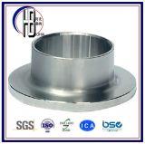 Borde ASTM del cuello de la soldadura al acero de carbón