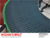 Conveyor modular Belt com 1.3 Tempo Turning Radius