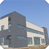 鋼鉄構造工場プレハブの軽い鋼鉄建物