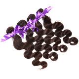 Ombreのバージンの毛の拡張はブラジルのバージンの毛ボディ波のOmbreの人間の毛髪の織り方4束の等級7Aの1b 4 27#を束ねる