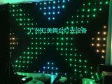 Couleur RGB3in1, rideau en visibilité de DEL, écran visuel de DEL, contextes de P18 3m*3m du DJ pour le mariage, étape,