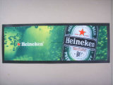 Stuoia di gomma non tessuta della barra della stampa di colore completo per il regalo di promozione