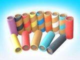 Buen funcionamiento del pegamento de papel del tubo