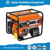 Portabelの無声ディーゼル発電機10kw