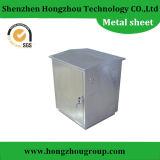 Fabricación por encargo en frío de la fabricación del recinto del metal de hoja de la máquina