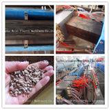 Machine composée en plastique en bois du profil Extruder/WPC