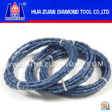 Diamond aglomerado Wire Saw para Marble