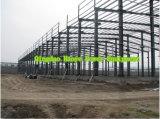 Construction compétitive de structure métallique avec Z600gram/Sqm galvanisé plongé chaud extérieur (CSSB-10100)