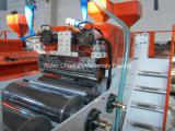 LLDPE Deux-couche Stretching Fim Extrudeuse