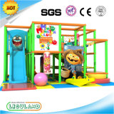 만화 또는 Candy Naughty Castle Indoor Playground From Professional Factory