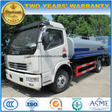 Dongfeng 4*2 물 유조 트럭 8000 L 물뿌리개 트럭