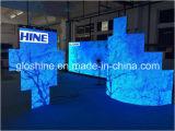 Gloshine 단계 사용법을%s 높은 광도 S-P5.95 옥외 발광 다이오드 표시 스크린
