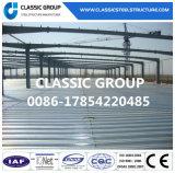 Almacén inoxidable/taller estándar modulares de la estructura del marco de acero