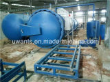 Yw Thermo Treated Wood Autoclave для Manufacture