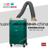 De Extractie van de Rook van het lassen voor Hand Veranderende Filter