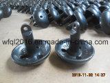 attache de champignon de couche de fer de moulage 15lb avec du PE enduit