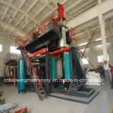 HDPEタンク放出のプラスチックブロー形成機械