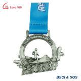 Medaglia del premio dell'oro di vendita diretta della fabbrica, medaglia su ordinazione di sport del metallo