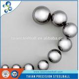 RoHS 6m m 304 bolas de acero inoxidables para el polaco de clavo