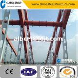 Il fascio Cina del tubo facile e velocemente installa il ponticello dell'arco della struttura d'acciaio