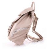 Dame-echtes Leder-Form-Schule-Schultaschen-Beutel-Entwerfer-Arbeitsweg-Rucksack