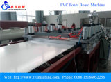 Construction Formwork를 위한 질 PVC WPC Foam Board Machine