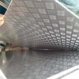 5mm Thick 304 /316 Embossed Stainless Steel Plate