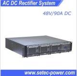 система выпрямителя тока 48V для телекоммуникаций