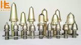 Bits/dentes/picaretas de trituração da estrada de W6 K6m/20-L para a máquina de trituração de Wirtgen