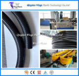 boyau 20m/Min flexible en plastique faisant des machines, ligne ondulée d'extrusion de tube