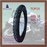 Lange Lebensdauer-Motorrad-inneres Gefäß des ISO-Nylon-6pr, Motorrad-Reifen 300-17, 300-18