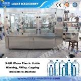 5L Machine van het Flessenvullen van het Water 800bph de Grote