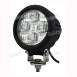 24V 5inch 40W 보조 John Deere LED 작동되는 램프