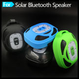 Portable Solar Wireless Music Player Bluetooth Speaker com Built-in Micphone