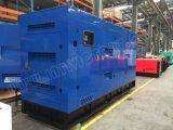 generatore diesel silenzioso di 563kVA Yuchai per il progetto di costruzione con le certificazioni di Ce/Soncap/CIQ/ISO