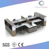 Stazione di lavoro aperta della scrivania della mobilia moderna (CAS-W1771535)
