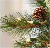 6 pies adornaron completamente el árbol de navidad móvil con las luces (MY100.093.00)