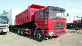 Shacman 대형 트럭 30t 팁 주는 사람 6X4 덤프 트럭