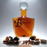 Bouteille de décanteur de cognac de bouteille d'eau-de-vie fine de cognac/bouteille en verre de cognac