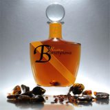Bottiglia eccellente su ordine del brandy del cognac del silice, bottiglia del decantatore del cognac