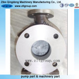 Enveloppe de processus de pompe centrifuge de norme ANSI Durco (6X4-10)