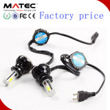 COB Chip Lighting 4 Leds Head Lights para carros com tubo de cor 12V / 24V