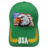 Бейсбольная кепка способа с логосом Bb106 орла